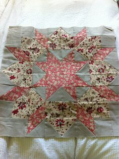 Swoon - with French General fabrics by Petitselefants, via Flickr