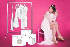 Campagne 2016 LES MARIEES FOX Shopping addict bride Robe LAURE soie dentelle Calais robe dos nu  @aesa_illustration @atomephotography #robedemariee #mariee #mariage #madeinparis #dosnu #dentellecalais #creatrice #surmesure