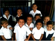 Jesus loves the little children of Nicaragua!