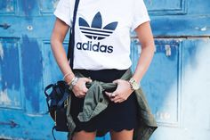 Nueva_Orleans-Adidas_Top-Parka-French_Braid-Outfit-Converse-Sporty-Chic-Street_Style-34