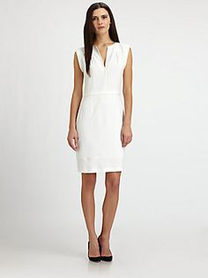 Theory Rokel Light Dress