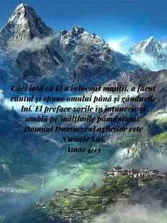 Bible Verses Quotes, Mount Everest, Mountains, Nature, Travel, Color, Bible, Te Amo, Naturaleza