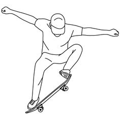 Continuous line drawing. Hands palms together with. Cool Art Drawings, Pencil Art Drawings, Art Drawings Sketches, Easy Drawings, People Drawings, Graffiti Drawing, Drawing People, Minimalist Drawing, Skate Art