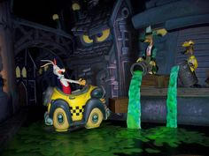 Roger Rabbit's Car Toon Spin