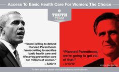 Planned Parenthood does more to prevent unplanned pregnancies nationwide than any other health-providing organization in the country. This allows millions of women the freedom to chart their own course through life. #women #health #obama