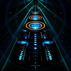 Algoregamy - The Flux Highway by Eric Bellefeuille, via Behance