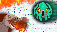On this agario or agar.io gameplay, we tried to take over server as fast as possible. We've done some crazy tricks, some crazy destroying teams too, that's h...