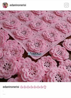 The Ultimate Granny Square Diagrams Collection ⋆ Crochet Ki Crochet Afghans, Col Crochet, Baby Blanket Crochet, Crochet Motif, Crochet Stitches, Crochet Baby, Afghan Blanket, Crochet Flower Tutorial, Crochet Flower Patterns