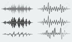 Resultado de imagen para ondas musicales