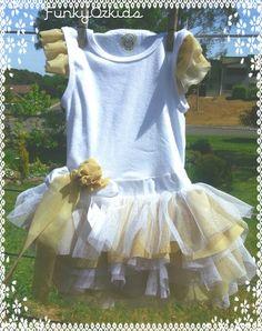 Golden onesie cake smash or wedding set