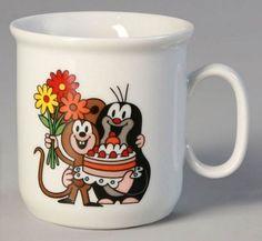 #krecik #krtek #mug