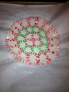 My Starlight mints serving tray :)