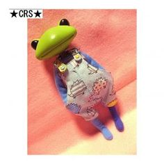 ★CRS★ワンダーフロッグ 注意:ゆりりん様専用:注意 Doll Toys, Dolls, Cute Frogs, Cute Animals, Plastic, Cartoon, Friends, Cute Things To Draw, Frogs