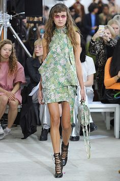 London Fashion Week - Marques'Almeida