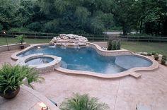 8 Pools Ideas Fiberglass Pools Spa Pool Swimming Pools