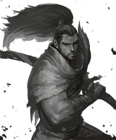 Yasuo from lol
