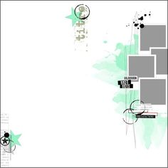 Un sketch tout en bleu! Scrapbook Patterns, Scrapbook Layout Sketches, Scrapbook Templates, Scrapbook Designs, Card Sketches, Scrapbook Paper Crafts, Scrapbook Albums, Scrapbooking Layouts, Scrapbook Cards