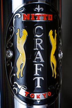 Nitto | Craft by mobius cycle, via Flickr