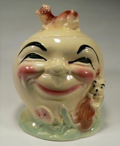 Antique Cookie Jar Pictures [Slideshow]