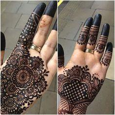 Indian Henna Designs, Latest Bridal Mehndi Designs, Full Hand Mehndi Designs, Mehndi Designs For Beginners, Mehndi Design Photos, Wedding Mehndi Designs, Mehndi Designs For Fingers, Dulhan Mehndi Designs, Beautiful Henna Designs