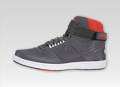 """Nike Delta Force originally debuted in This stylish and casual sneaker is a great """"goes anywhere"""" model for women. It sports a less chunky, more feminine silhouette, vivid accent colors, and a cushioned footbed. Plus, the Nike Delta Lite is availabl Casual Sneakers, High Top Sneakers, Delta Force, Nike Women, Kicks, Feminine, Stylish, Model, Shoes"""