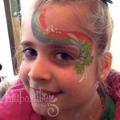 Amanda Pierson || St Patricks Day rainbow design
