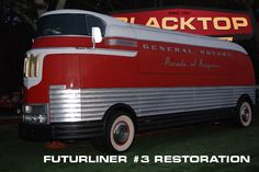 This story is the beginning of a new series sent to us by Sherri Candland from Kindig-It Designs in Salt Lake City. Kindig-It has been awarded the restoration of GM's Futurliner #3 and we will follow the progress with Sherri's…
