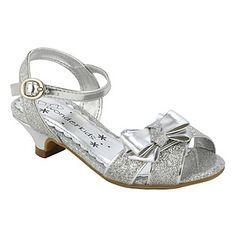Josmo Girl&-39-s Dress Shoe 19480 - Silver - Shoes - Kids - Girls ...