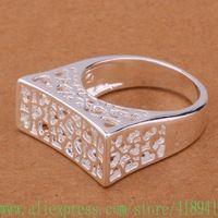 Venta al por mayor anillo de plata 925, 925 joyería de plata, anillo de moda / axvajpca ckbalbia R532