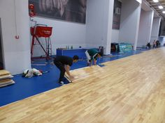 Removable parquet Dalla Riva is particularly resistant to wear and has very strong joints