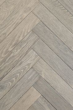 """Parquet Wood Flooring """"Silver Washed Parquet"""" available in Character & Prime Grades. Made of European Oak & European Walnut."""