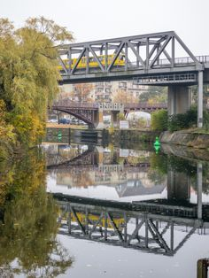 https://flic.kr/p/ASMAYM | Berlin reflected: Landwehrkanal