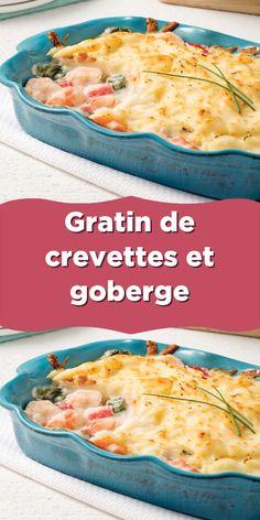 Best Seafood Recipes, Fish Recipes, Fish And Meat, Fish And Seafood, Campbells Recipes, Seafood Dishes, Healthy Breakfast Recipes, Casserole Recipes, Quebec