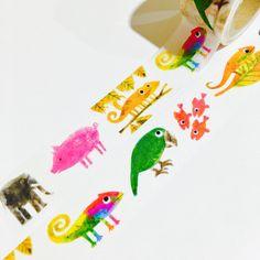 ★NEW★ レオ・レオニ マスキングテープ A Color of His Own モノづくりを楽しむサイト cotora monora (コトラモノラ)