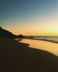 It's the middle of winter in Australia and the beach is still the best place to be! #hellosunrise #visitgoldcoast