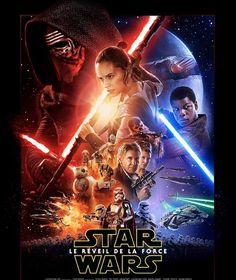 Star Wars VII, le réveil de la force a sonné.