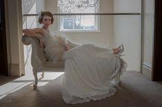 A Glamorous 1920′s Affair: Sarah