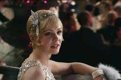 "Headpiece in ""new"" Gatsby"