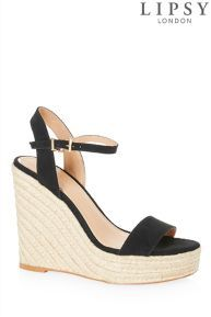 9954bdcd894 Lipsy Espadrille Wedge | Accessorize ... | Espadrilles, Wedges, Shoes
