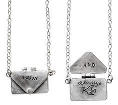 O scrisoare de dragoste din argint