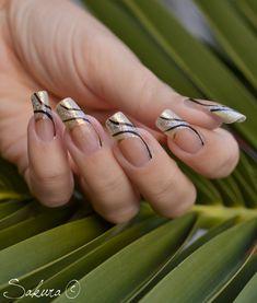 Nail Art Paillettes 5