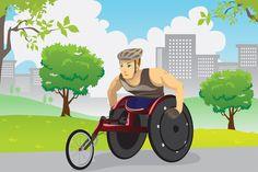 wheelchair exercises | Wheelchair exercise.
