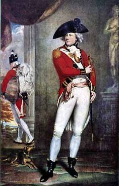 18th century British officer's gorget.