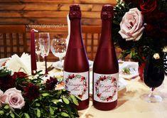 Wedding Bottles, Wine, Drinks, Home Decor, Drinking, Beverages, Decoration Home, Room Decor, Drink