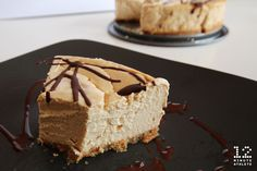 Chocolate Drizzled Peanut Butter Protein Cheesecake RecipeFilling: 1 cup low fat greek yogurt 1 cup low fat cottage cheese 1/2 cup peanut butter[pb2] 1/2 cup vanilla[pb] whey protein powder 2 Tbsp coconut flour 1 egg white + 1 whole egg[2 whites]