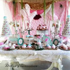 Marie Antoinette Inspired Birthday Party via Kara's Party Ideas KarasPartyIdeas.com Decor, cake, favors, tutorials, desserts, and more! #marieantoinette #amrieantoinetteparty #vintagemasqueradeparty (22)