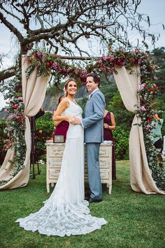 Casamento em Santa Teresa: Karla + Peter - Constance Zahn