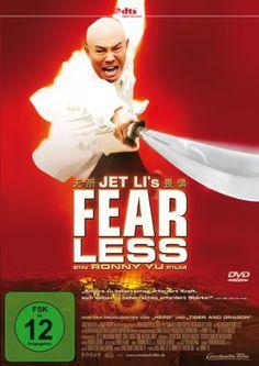 Fearless  2006 China,Hong Kong,USA        IMDB Rating  7,6 (38.377)    Darsteller:  Shidô Nakamura  Betty Sun  Yong Dong