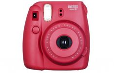 Fujifilm Instax Mini 8 Appareil photo instantané framboise