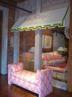 lilly pulitzer home storefront. My whole future home will be done in Lilly! <3